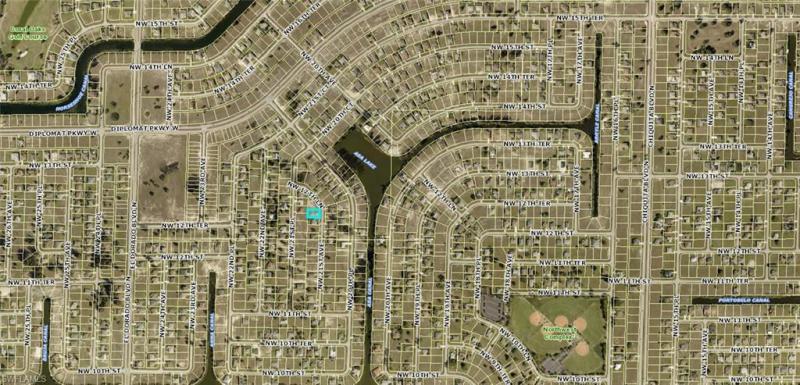 1212 Nw 21st Avenue, Cape Coral, Fl 33993