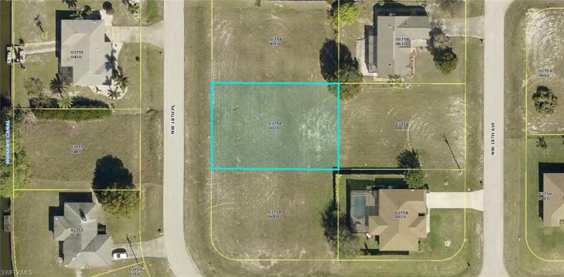 205 Nw 18th Place, Cape Coral, Fl 33993