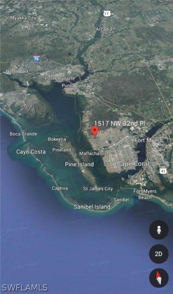 1517 Nw 32nd Place, Cape Coral, Fl 33993