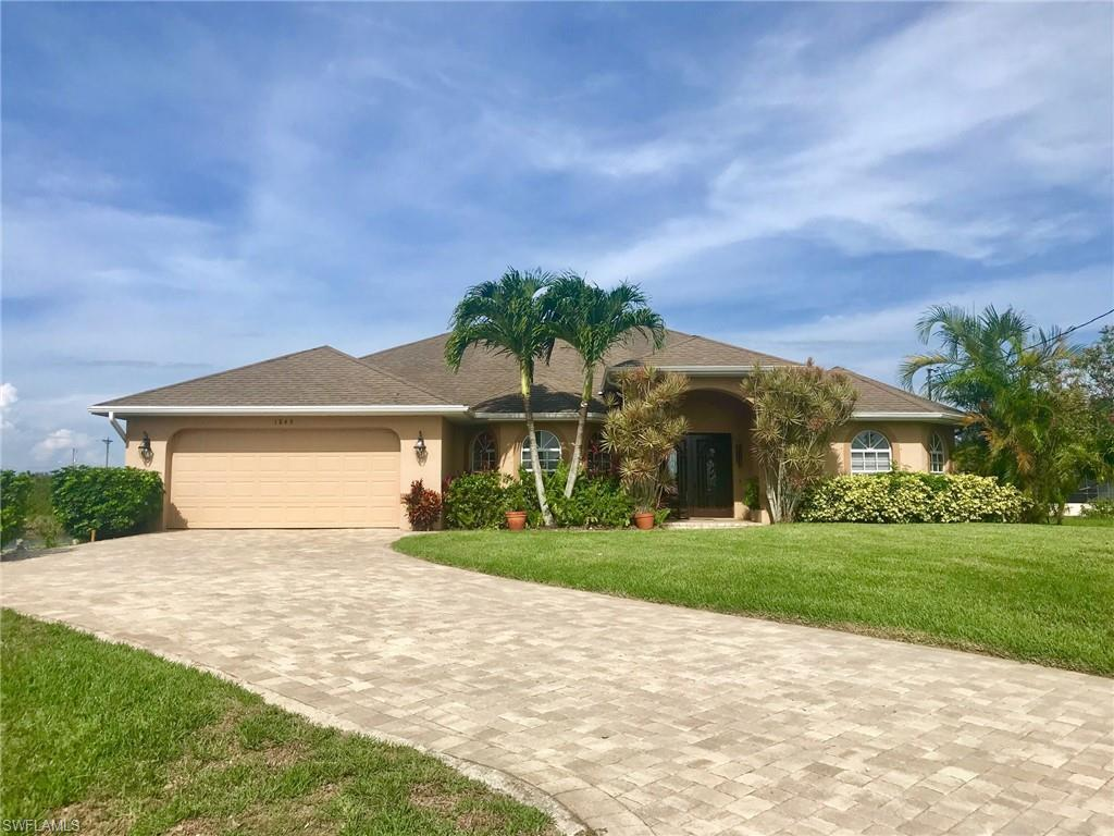 701 Nw 19th Terrace, Cape Coral, Fl 33993