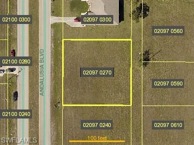 1519 Andalusia Boulevard, Cape Coral, Fl 33909
