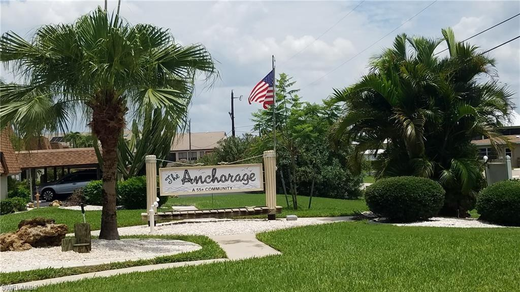 For Sale in THE ANCHORAGE CAPE CORAL FL