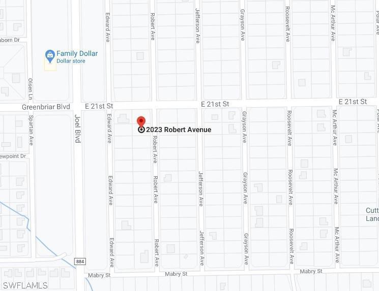 2023 Robert Avenue, Alva, Fl 33920