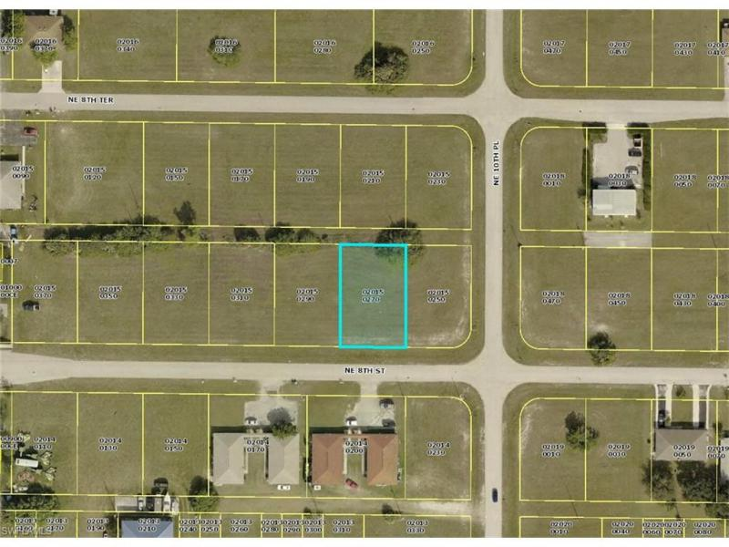1041 Ne 8th Street, Cape Coral, Fl 33909