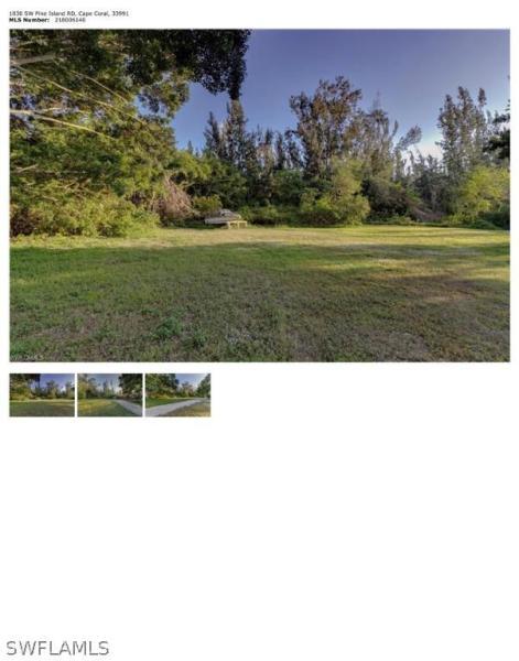 1830 W Pine Island Road, Cape Coral, Fl 33991