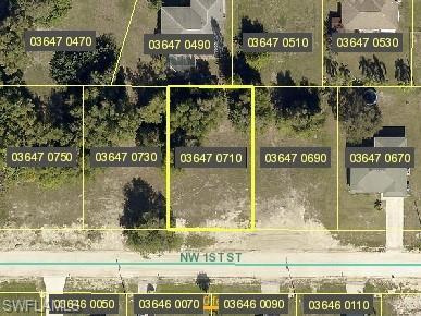905 Nw 1st Street, Cape Coral, Fl 33993