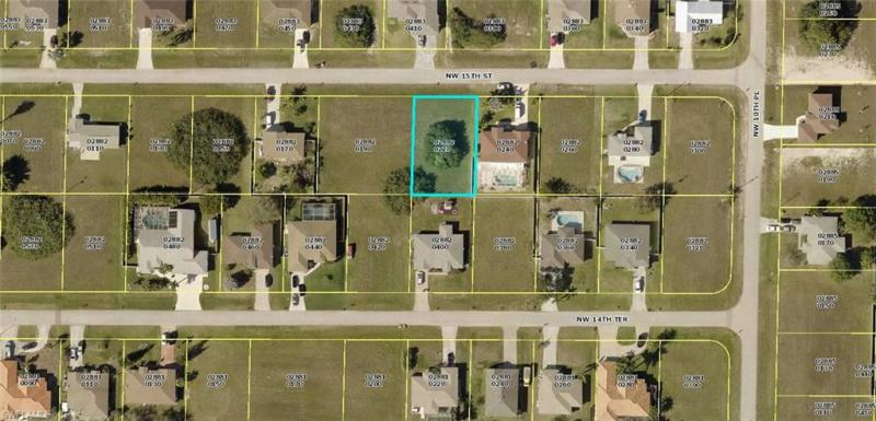 1104 Nw 15th Street, Cape Coral, Fl 33993