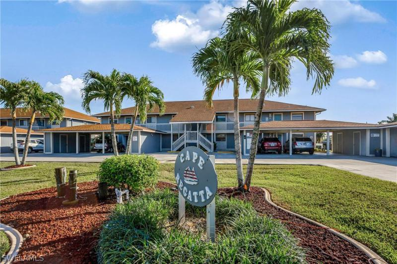 For Sale in CAPE REGATTA CONDO Cape Coral FL