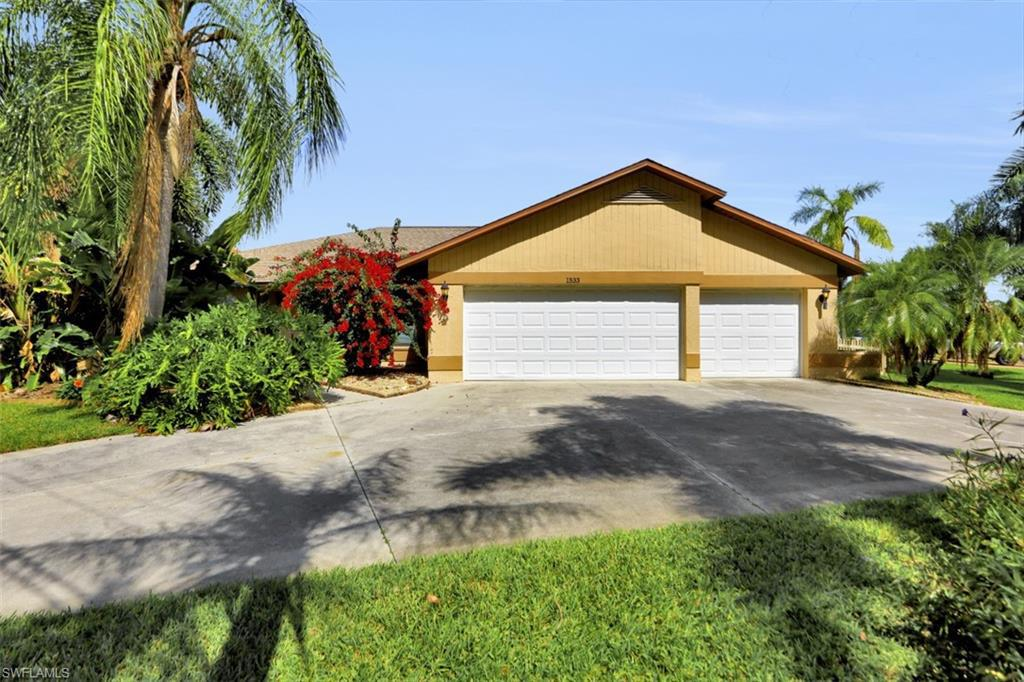 1533 Sw 57th Terrace, Cape Coral, Fl 33914