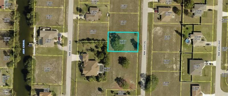 1022 Nw 19th Place, Cape Coral, Fl 33993