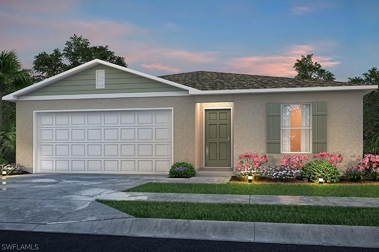 1419 Nw Embers Terrace, Cape Coral, Fl 33993