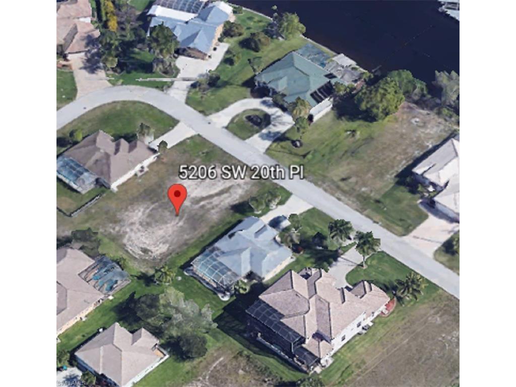 5206 Sw 20th Place, Cape Coral, Fl 33914