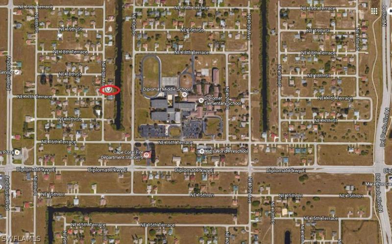 1719 Ne 10th Avenue, Cape Coral, Fl 33909