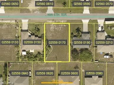508 Nw 6th Terrace, Cape Coral, Fl 33993
