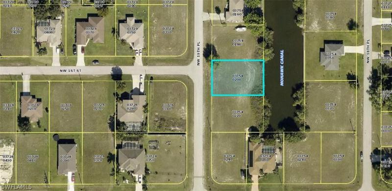 25 Nw 19th Place, Cape Coral, Fl 33993