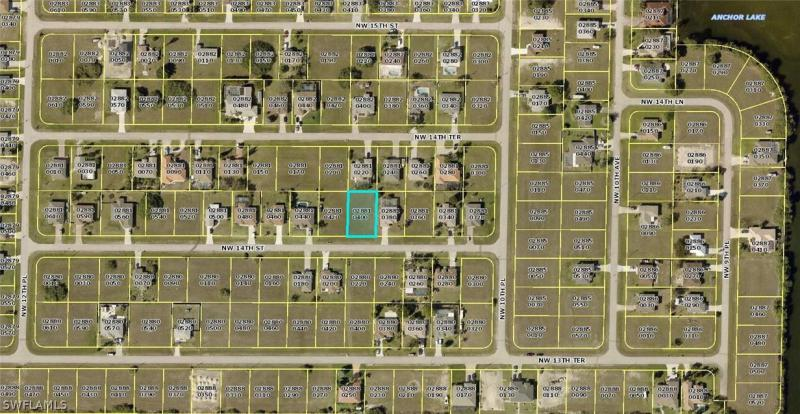 1105 Nw 14th Street, Cape Coral, Fl 33993