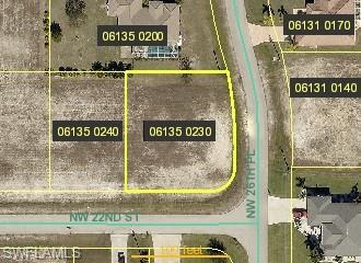2601 Nw 22nd Street, Cape Coral, Fl 33993