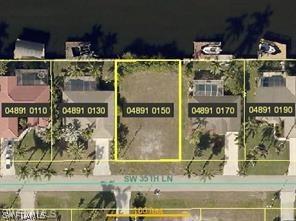 2711 Sw 35th Lane, Cape Coral, Fl 33914