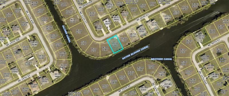 1218 Ne 40th Street, Cape Coral, Fl 33909
