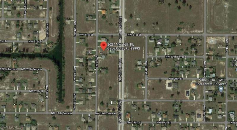 2027 Nw 16th Place, Cape Coral, Fl 33993