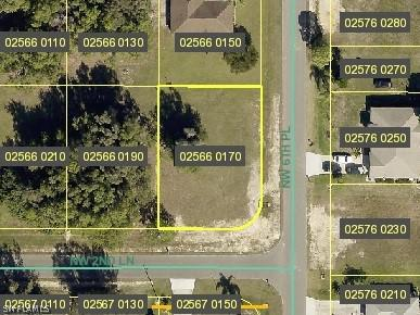 619 Nw 2nd Lane, Cape Coral, Fl 33993