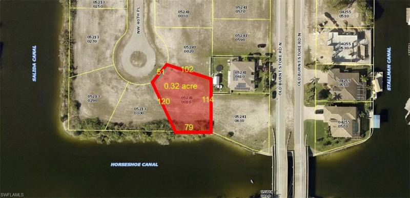 1415 Nw 40th Place, Cape Coral, Fl 33993