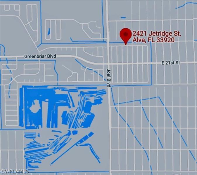 2421 Jetridge Street, Alva, Fl 33920