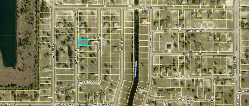 2825 Nw 27th Place, Cape Coral, Fl 33993