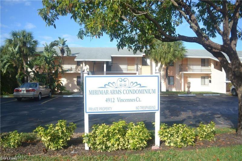 For Sale in MIRAMAR APARTMENTS CONDO CAPE CORAL FL