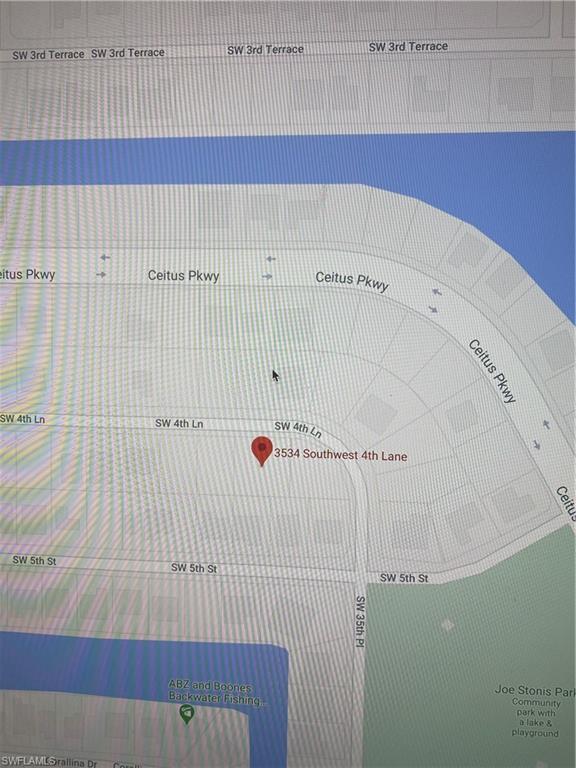 3534 Sw 4th Lane, Cape Coral, Fl 33991