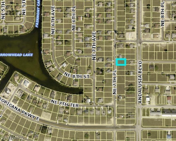 809 Ne 7th Place, Cape Coral, Fl 33909