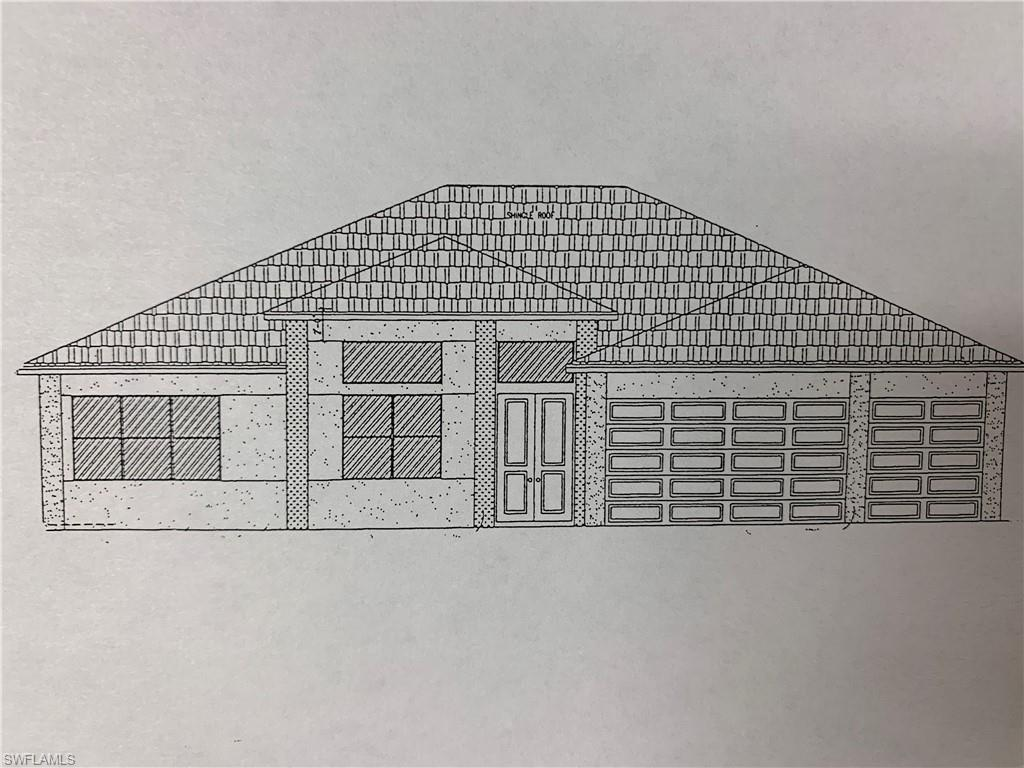 1017 Nw 38th Place, Cape Coral, Fl 33993