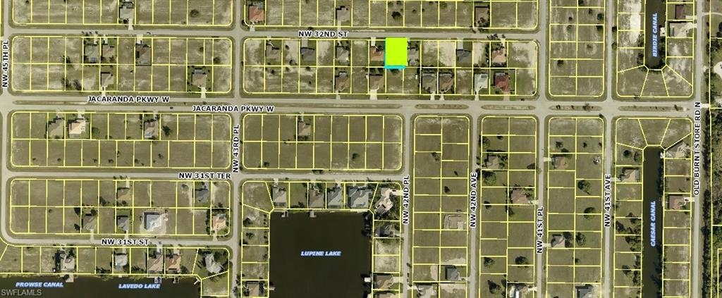 4214 Nw 32nd Street, Cape Coral, Fl 33993