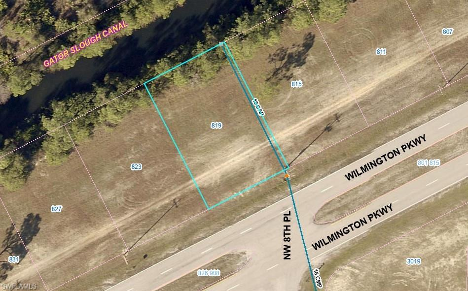 819 Wilmington Parkway, Cape Coral, Fl 33993
