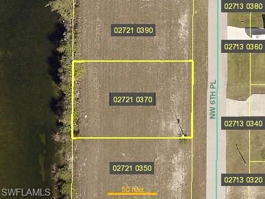 1808 Nw 6th Place, Cape Coral, Fl 33993