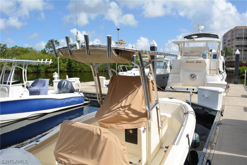 38 Ft Boat Slip At Gulf Harbour J 7 , Fort Myers, Fl 33908