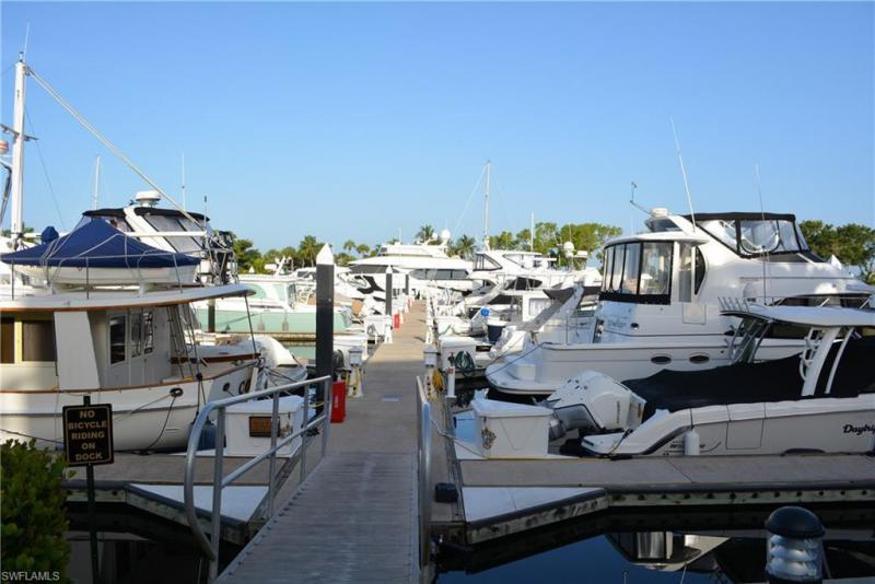 48 Ft Boat Slip At Gulf Harbour G 19 , Fort Myers, Fl 33908