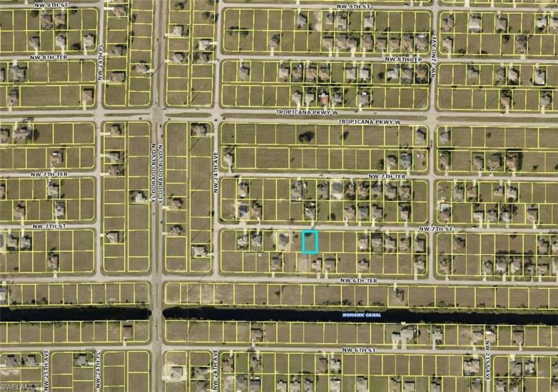 2232 Nw 7th Street, Cape Coral, Fl 33993