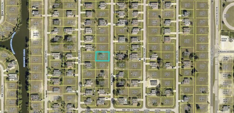 320 Nw 17th Place, Cape Coral, Fl 33993
