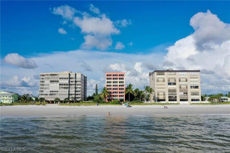 510 Estero Boulevard #302, Fort Myers Beach, Fl 33931