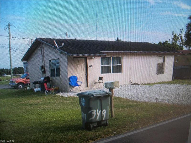 349 Se 4th Street, Belle Glade, Fl 33430