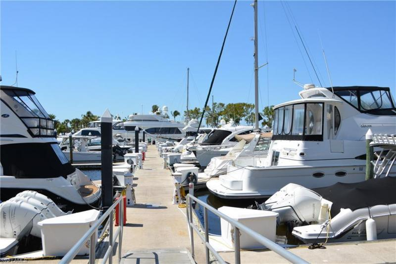 48 Ft Boat Slip At Gulf Harbour F 2 , Fort Myers, Fl 33908
