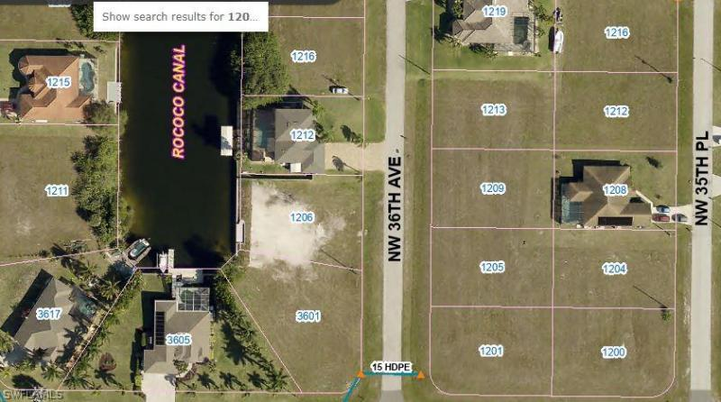 1200 Nw 35th Place, Cape Coral, Fl 33993