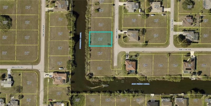 1320 Nw 13th Place, Cape Coral, Fl 33993