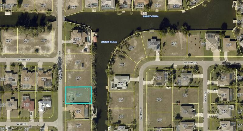 3017 Sw 25th Avenue, Cape Coral, Fl 33914