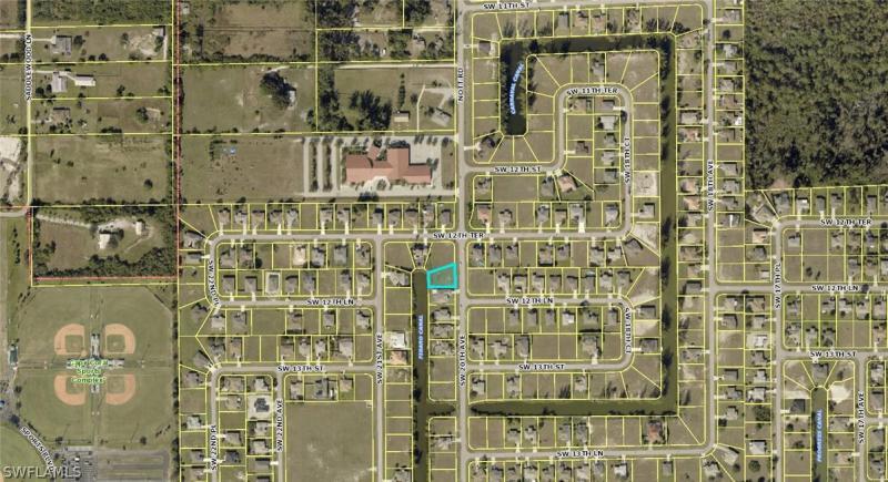 1208 Sw 20th Avenue, Cape Coral, Fl 33991