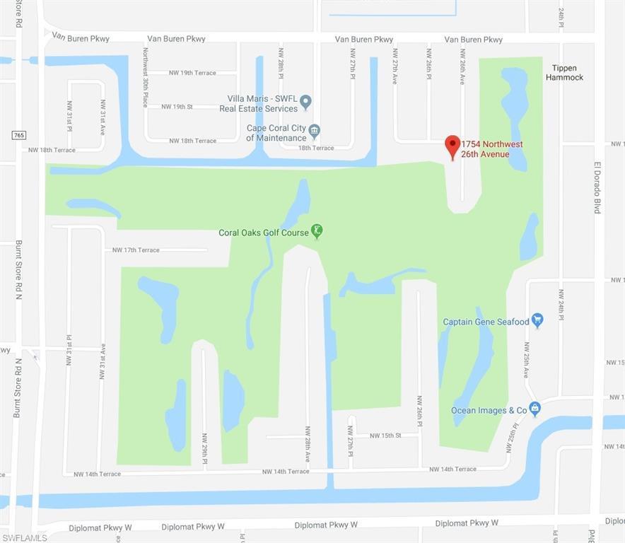 1754 Nw 26th Avenue, Cape Coral, Fl 33993