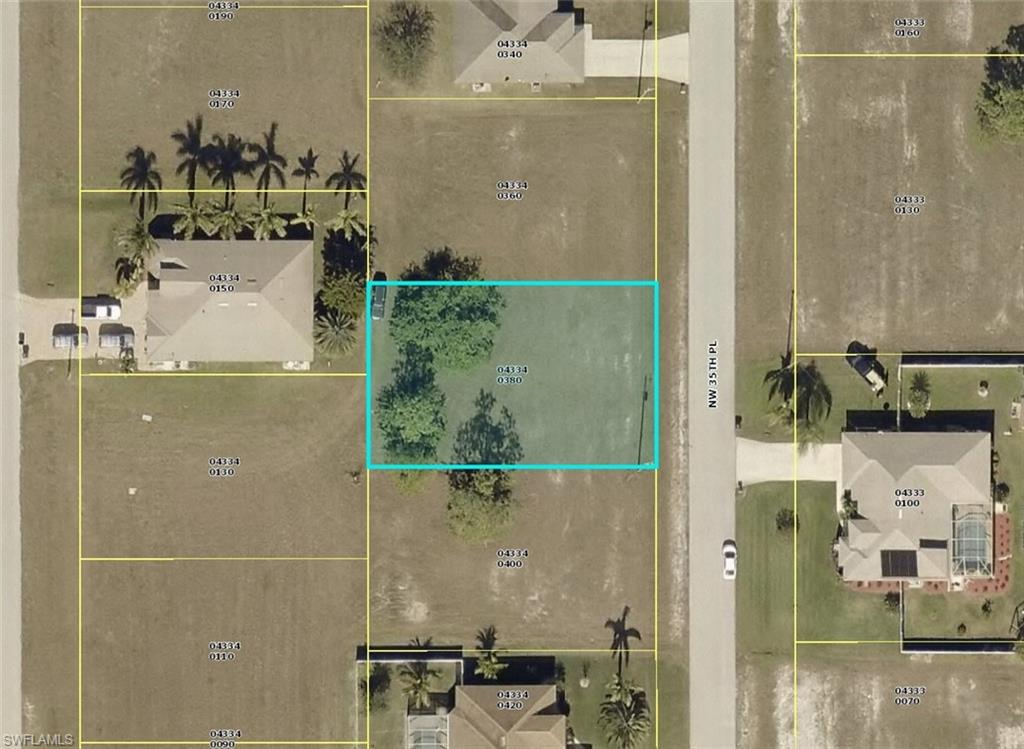 2332 Nw 35th Place, Cape Coral, Fl 33993