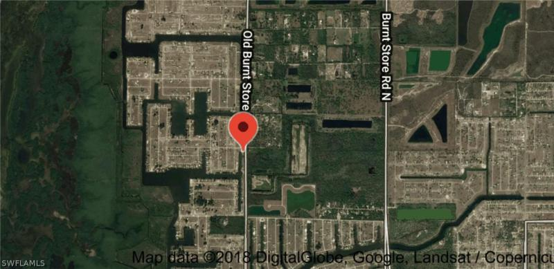 2722 Old Burnt Store Road, Cape Coral, Fl 33993