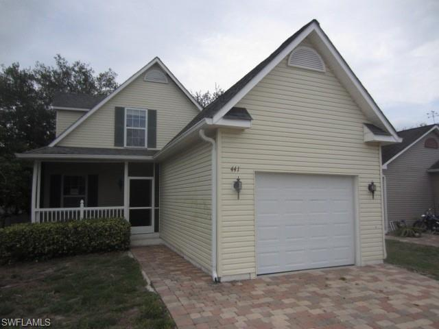 For Sale in LEAWOOD LAKES Naples FL